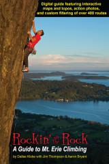 Mt. Erie Rock Climbing Guidebook