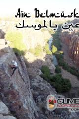 Ain Belmusk, Morocco Rock Climbing Guidebook