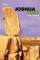 Joshua Tree Rock Climbing Guidebook